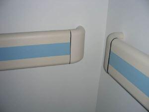 医院无障碍走廊扶手设备